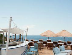 Experimental Beach Ibiza is a hip beach club on the sands of Cap Des Falco, Ses Salinas. Go to Experimental Beach Ibiza for the best cocktails, lunch + dinner. Ibiza Formentera, Menorca, Dream Vacations, Vacation Spots, Beautiful Islands, Beautiful Places, Ibiza Beach Club, Ibiza Restaurant, Beach Activities
