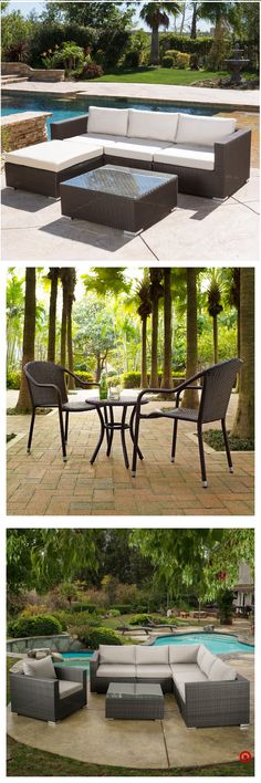 Shop Target for patio seating set you will love at great low prices. Free shipping on orders of $35+ or free same-day pick-up in store.