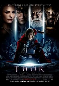 Thor, this movie has a great story