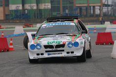 Grandi ospiti al 4° Torino Motor Show Simone Campedelli, Andrea Navarra ,Graziano Rossi e le Donatella