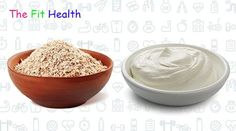 Oats and Yogurt #FacePack is regarded as very effective for removing #SunTan, #pigmentation, DarkSpots and blemishes.