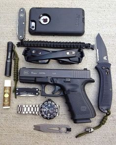 Tech Discover Glock EDC More is part of Edc tactical - Weapons Guns Guns And Ammo Urban Edc Edc Tactical Tactical Wall Everyday Carry Gear Vegvisir Edc Tools Bug Out Bag Weapons Guns, Guns And Ammo, Urban Edc, Edc Tactical, Tactical Wall, Everyday Carry Gear, Vegvisir, Edc Tools, Bug Out Bag
