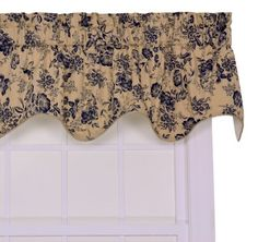 Dining Room?  Ellis Curtain Palmer Floral Toile Lined Duchess Valance Window Curtain, Navy by Ellis Curtain, http://www.amazon.com/dp/B005NO84TW/ref=cm_sw_r_pi_dp_Pmm7qb1BPMP4J