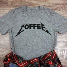 Coffee Rock Shirt-The Avenue L