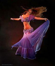 Belly dancing!