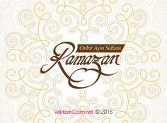 Vektörel Çizim | Onbir Ayın Sultanı Ramazan