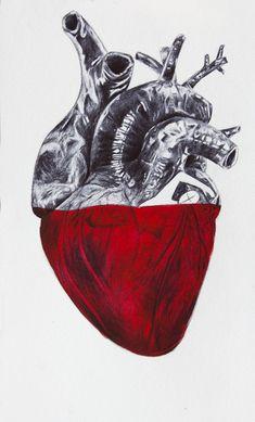 Anatomy Drawing Medical A minha consciência Male Figure Drawing, Figure Drawing Reference, Anatomy Reference, Anatomy Drawing, Anatomy Art, Tumblr Tattoo, Anatomical Heart, Heart Logo, Human Heart