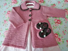 Ravelry: Project Gallery for First Coat pattern by Debbie Bliss