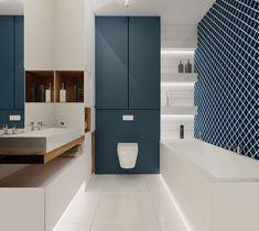 Modern bathroom by ale design grzegorz grzywacz modern Bathroom Ideas Uk, Mold In Bathroom, Best Bathroom Designs, Small Bathroom Storage, Bathroom Trends, Diy Bathroom Decor, Simple Bathroom, Bathroom Renovations, Bathroom Inspiration