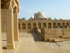 Makali Graveyard, Pakistan (Oldest in Pakistan)