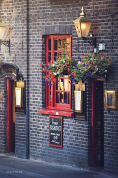 The Anchor Pub, London, England