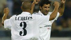 Figo, Carlos, Kanoute, Kluivert iyo Rag Kale Oo Xilal Looga Magacaabay Horyaalka Spain Ee La Liga  Read more: http://www.cadalool.com/?p=19475#ixzz3lM4DmOuV