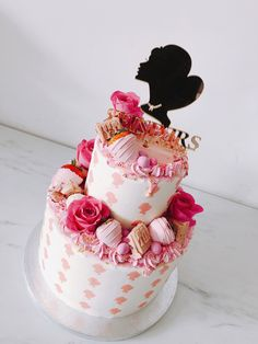 Cake Decorating, Food And Drink, Sweets, Cake Stuff, Birthday, Desserts, Ideas, Cakes, Cakes With Fondant
