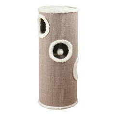 Trixie 4338 Cat Tower, ø 40 cm/100 cm, braun/beige - http://www.kratzbaum-bestellen.de/produkt/trixie-4338-cat-tower-40-cm100-cm-braunbeige/