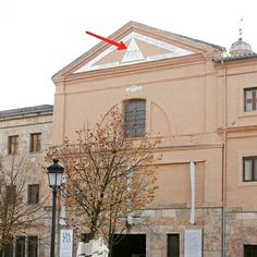 El Seminario de San Cayetano in Spain  #Tetragrammaton  #Jehovah #Yahweh #Godsname #DivineName #Bible #Love