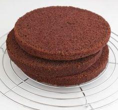 Schokoladenkuchen (super saftig)