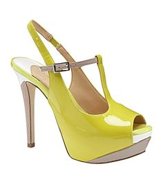 I would love to have these for a shoeless dress!