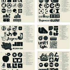 Corporate Logo Design, Modern Logo Design, Tattoo Catalog, Symbol Design, Typography, Lettering, Logo Design Inspiration, Logo Branding, Vintage Logos