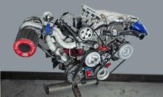 A fully built B230 running on ethanol to power a Volvo 360.