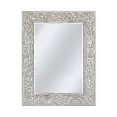 $90 --- SUPER COOL LOOKING and good rating     Head West Crystal Mosaic Rectangle Mirror, 23-1/2 by 29-1/2-Inch Head West http://smile.amazon.com/dp/B009RLJY14/ref=cm_sw_r_pi_dp_wvV4tb1A4MPFE