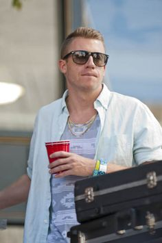 Macklemore @ Cap Hill Block Party by spratt504, via Flickr