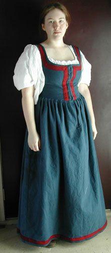 jen thompson's gorgeous italian working class dress
