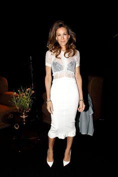 La más fashionista en Louis Vuitton