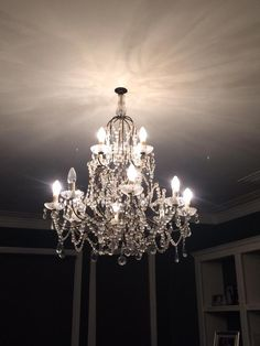 Girly Pictures, House Ideas, Chandelier, Ceiling Lights, Lighting, Home Decor, Light Fixtures, Ceiling Lamps, Chandeliers
