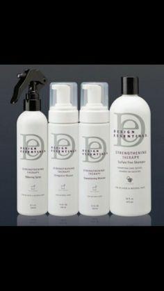 Design Essentials Textured Maintenance Packageorganic Cleanse Deep