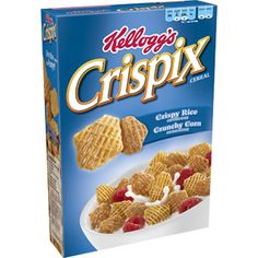 Kellogg's Crispix Cereal, 12 oz