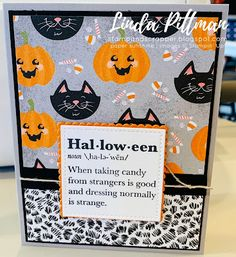 Stamp and Scrapper: WELL-DEFINED HALLOWEEN CARD!