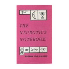 the neurotic's notebook