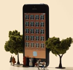 #Miniature | Japanese Artist Creates Fun Miniature Dioramas Every Day For 4 Years.