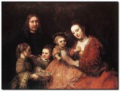 Rembrandt van Rijn - mypainting http://www.mypainting.nl/webshop/103169-Rembrandt-van-Rijn