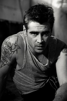 "So I found out about Colin Farrell a LONG time ago when I took this ""Who is your celebrity boyfriend"" test on Myspace and it first showed Colin Farrell. Well MANY tests down the line I continued to get Colin Farrell and well the gods have spoken, Colin Farrell is supposed to be my celebrity boyfriend."