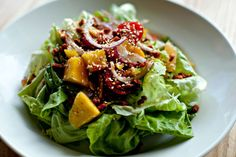 29+Super-Fresh+Salad+Recipes+For+Your+Spring+Slim+Down+#refinery29