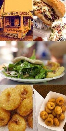 yummy yummy food!