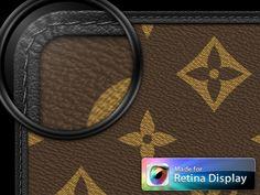 Louis Vitton Wallpapers (iPad Retina Display Ready)