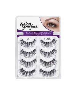 Salon perfect eyelashes in 615 are my ultimate favorite for Salon perfect 615
