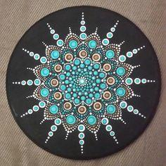 Mandala Art Lesson, Mandala Artwork, Mandala Painting, Mandala Drawing, Stone Art Painting, Dot Art Painting, Mandala Painted Rocks, Mandala Rocks, Rock Painting Patterns