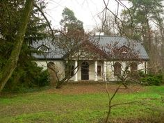 Tworzyjanki - Dworek Manor Houses, Gazebo, Outdoor Structures, Country Houses, Ww2, Image, Buildings, Travel, Ideas