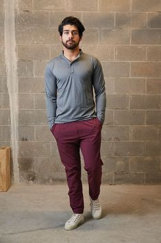 Olivers Apparel Bradbury Jogger has All Over Stretch Weave: Water repellent, moisture wicking, soft and light. All weather and all purpose. Stay Active, Joggers, Mens Fashion, Weave, Purpose, Collection, Tops, Dresses, Moda Masculina