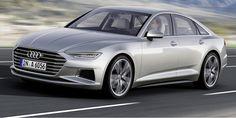 2018 Audi S6 brings the new performance level to premium sedans - https://carsintrend.com/2018-audi-s6/