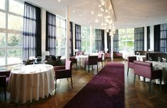 Restaurant Lafleur, Palmengartenstraße 11, 60325 Frankfurt am Main - 2-star chef Andreas Krolik describes his cuisine as contemporary classical, combined with Mediterranean aspects and regional products. Weekday among others daily updated vegan business lunch with 3 courses.