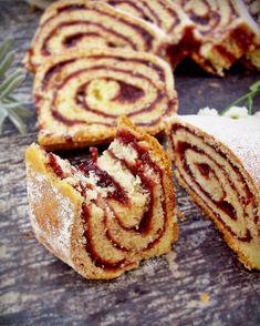 Torte Recepti, Kolaci I Torte, Baking Recipes, Cake Recipes, Dessert Recipes, Puff Pastry Desserts, Croatian Recipes, Sweet Cakes, No Bake Cake
