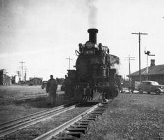 Train in Antonito, Co.