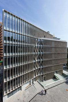 Pharmaceutical HQ  | Architects of Invention | Archinect
