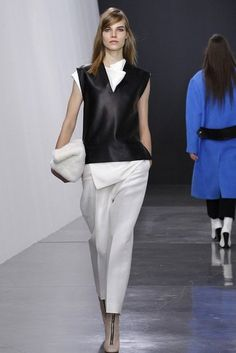 Must-have pieces = chic and monochromatic at Celine