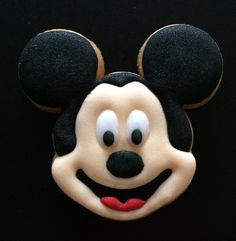 Mickey Mouse Koekje / Mickey Mouse Cookie