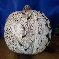 Pattern Play with Pens: zentangle inspired art